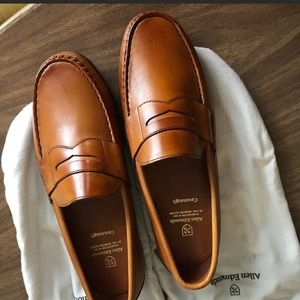Allen Edmonds men's Cavanaugh 12E loafers 👞 NEW